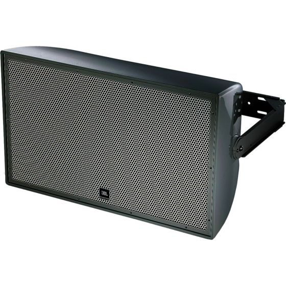 "JBL AW526 High Power 2-Way All Weather Loudspeaker with 1 x 15"" LF Black"
