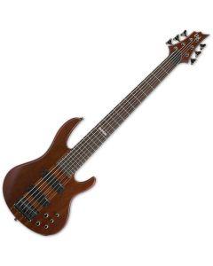 ESP LTD D-6 Bass in Natural Stain B-Stock LD6NS.B