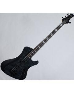 ESP LTD John Campbell JC-4FM Signature Electric Bass See Thru Black Satin Sides B-Stock LJC4FMSTBLKSS.B