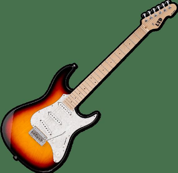 ESP LTD SN-200W Electric Guitar in Tobacco Sunburst B-Stock