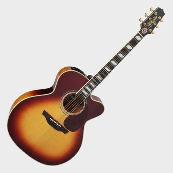 Takamine Signature Series EF250TK Toby Keith Acoustic Guitar in Sunburst Finish B-Stock