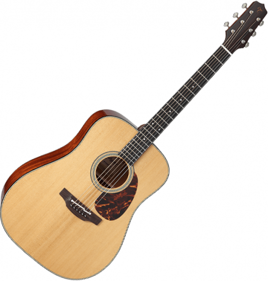 Takamine EF340S-TT Dreadnought Acoustic Guitar Gloss Natural B-Stock