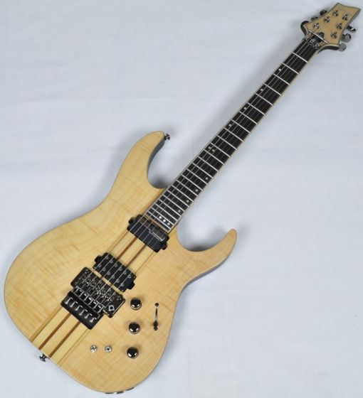 Schecter Banshee Elite-6 FR S Electric Guitar in Gloss Natural