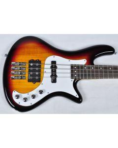 Schecter Stiletto Vintage-4 Electric Bass 3-Tone Sunburst
