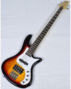 Schecter Stiletto Vintage-4 Electric Bass 3-Tone Sunburst  SCHECTER2524.B