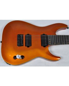Schecter Keith Merrow KM-7 Electric Guitar Lambo Orange
