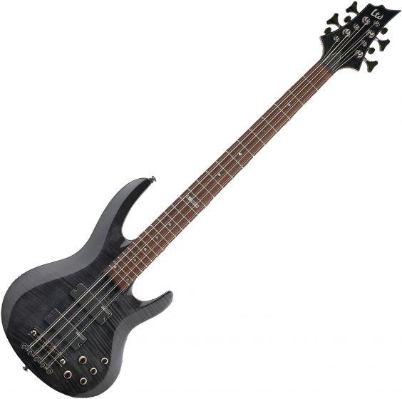 ESP LTD B-208FM Bass in See-Through Black B-Stock