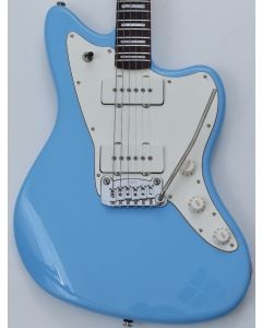 G&L USA Doheny Electric Guitar in Himalayan Blue with Case. Brand New!