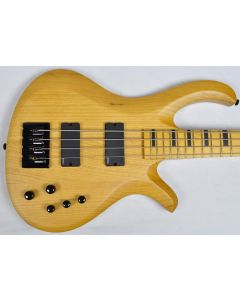 Schecter Riot-4 Session Electric Bass in Aged Natural Satin Finish