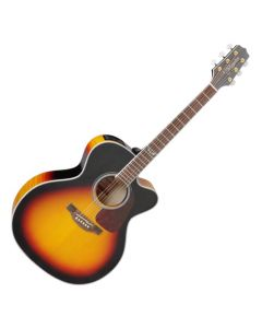 Takamine GJ72CE-BSB G-Series G70 Cutaway Acoustic Electric Guitar Brown Sunburst B-Stock TAKGJ72CEBSB.B