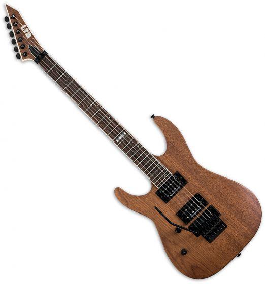 ESP LTD M-400M Left-Handed Electric Guitar Natural Satin