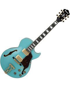 Ibanez AG Artcore AG75GMTB Electric Guitar Mint Blue AG75GMTB