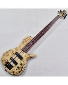 Ibanez SR Bass Workshop SRSC805 5 String Electric Bass Natural Flat MINT SRSC805NTF.B