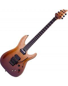 Schecter C-1 FR S SLS Elite Electric Guitar Antique Fade Burst SCHECTER1358
