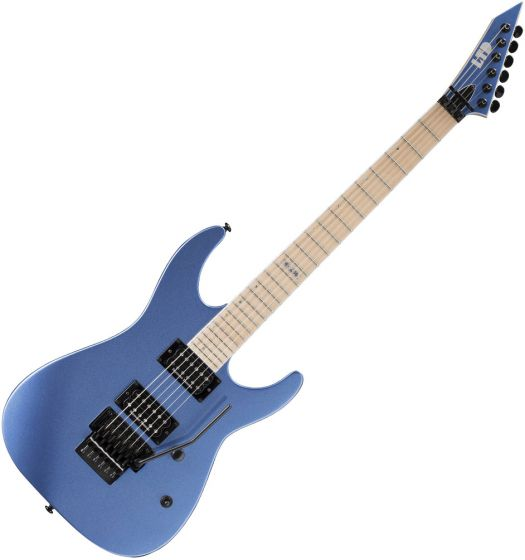 ESP LTD M-400M Electric Guitar Blue Chrome Metallic