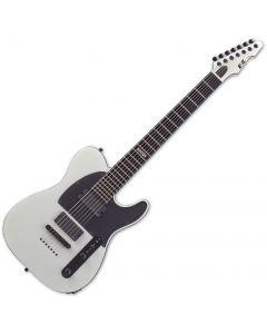 ESP E-II T-B7 Baritone Electric Guitar Snow White EIITB7SW