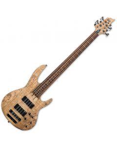 ESP LTD B-208SM Electric Bass Natural Satin LB208SMNS