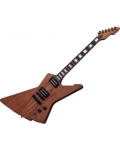 Schecter E-1 Koa Electric Guitar Natural Satin SCHECTER3050