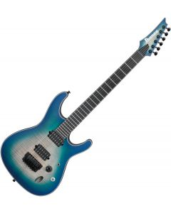 Ibanez SIX6FDFM Electric Guitar Blue Space Burst SIX6FDFMBCB