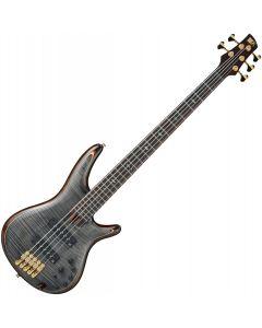 Ibanez SR1405E Electric Bass Transparent Gray Black SR1405ETGK
