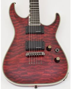 ESP Horizon HRF NT-II in See Thru Black Cherry