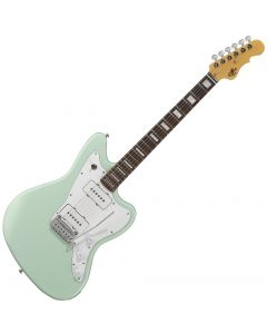 G&L Tribute Doheny Electric Guitar in Surf Green TI-DOH-SG