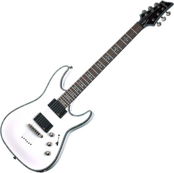 Schecter Hellraiser C-1 Electric Guitar Gloss White