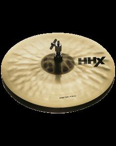 "Sabian 14"" HHX Stage Hi-Hats 11402XN"