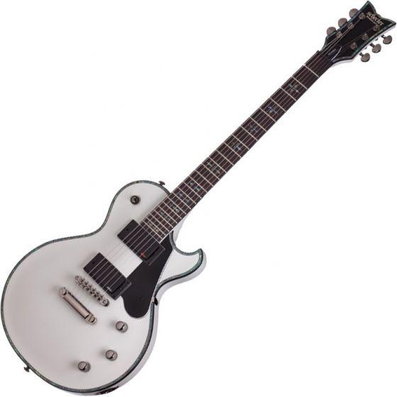 Schecter Solo-II Electric Guitar Gloss White