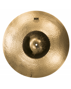 "Sabian 22"" HH Power Bell Ride Brilliant Finish 12258B"
