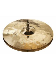 "Sabian 14"" Artisan Hi-Hats Brilliant Finish A1402B"
