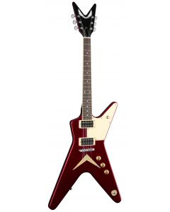 Dean ML 79 Standard w/Half PG Metallic Red Electric Guitar ML 79 PG MRD ML 79 PG MRD