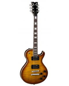 Dean Thoroughbred Deluxe Trans Amber TB DLX TAM TB DLX TAM