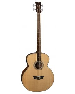 Dean Acoustic Electric Bass Guitar Satin Natural EAB EAB