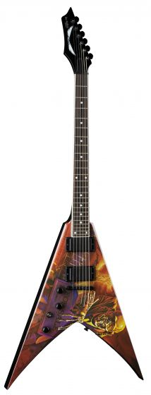 Dean V Dave Mustaine Peace Sells Lefty VMNT PS L