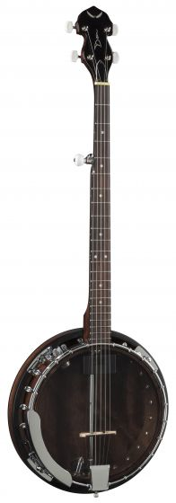 Dean Backwoods 2 Banjo w/Pickup BW2E