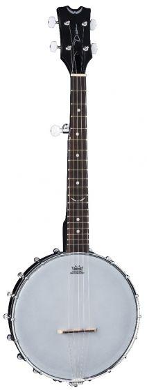 Dean Backwoods Mini Travel Banjo BKS BW MINI BKS