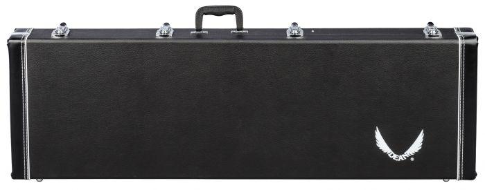 Dean Deluxe Hard Case Elec & Edge Bass DHS EB