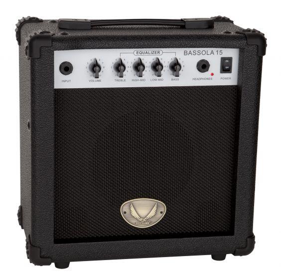 Dean Bassola 15 Bass Amp 15 Watts BO15
