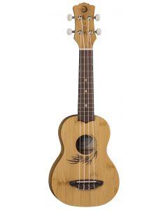 Luna Uke Bamboo Soprano w/Gigbag UKE BAMBOO S UKE BAMBOO S