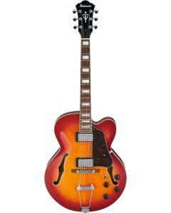 Ibanez AF Artcore Aged Whiskey Burst AF75FM AWB Hollow Body Electric Guitar AF75FMAWB