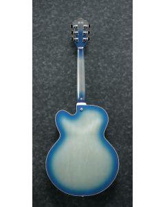 Ibanez AF Artcore Jet Blue Burst AF75 JBB Hollow Body Electric Guitar