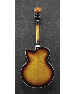 Ibanez AF Artcore Expressionist Antique Yellow Sunburst AF95FM AYS Hollow Body Electric Guitar