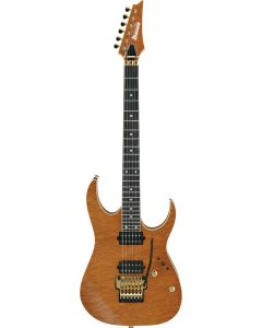 Ibanez RG Prestige RG652BG NTF Natural Flat Electric Guitar w/Case RG652BGNTF