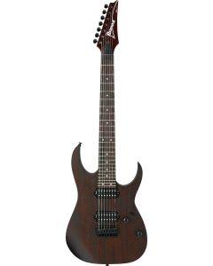 Ibanez RG Standard 7 String Walnut Flat RG7421 WNF Electric Guitar RG7421WNF