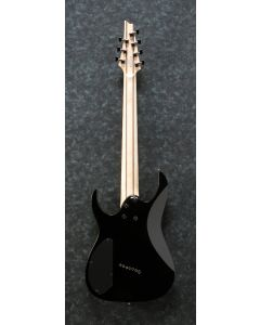Ibanez RG RGMS7 BK Multi Scale 7 String Black Electric Guitar