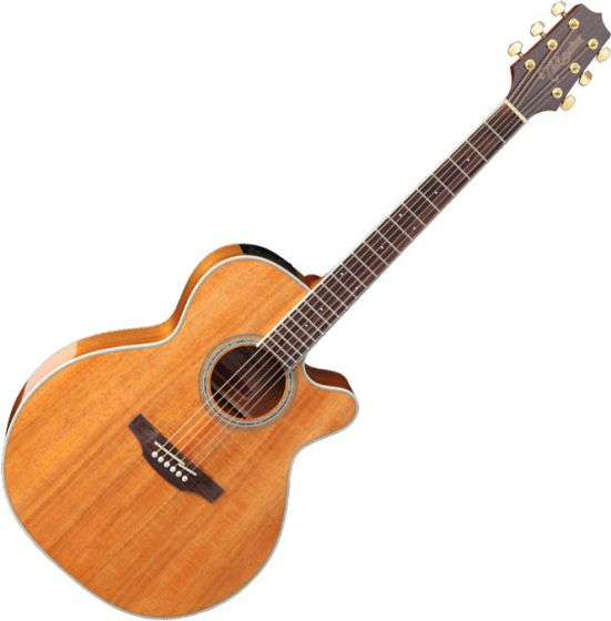 Takamine GN77KCE NAT NEXC Acoustic Electric Guitar Natural B Stock