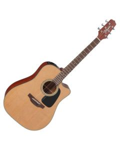 Takamine P1DC Pro Series 1 Cutaway Acoustic Guitar in Satin Finish B Stock TAKP1DC.B