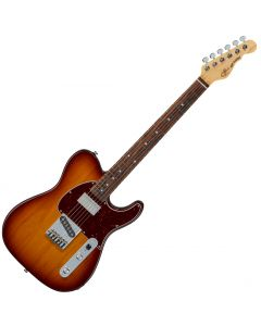 G&L ASAT Classic Bluesboy USA Fullerton Deluxe in Old School Tobacco Burst FD-ASTCB-OST-CR