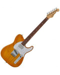 G&L ASAT Classic Bluesboy USA Fullerton Deluxe in Honey Burst FD-ASTCB-HNB-CR